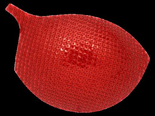 Paetê Vermelho
